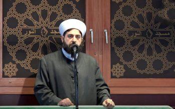 """الشيخ محمد عيد: """"حافظوا على البيئة المؤمنة"""""""