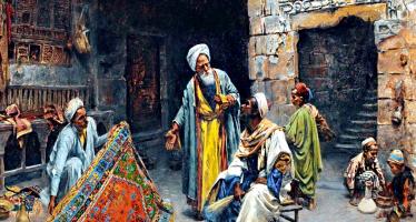 """تفرُّغ الإمام أبي حنيفة لعلم أصول الدين """"الكلام"""" ومناظرته فيه"""